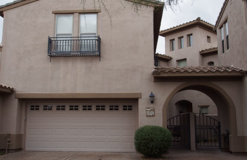 Vacation rental exterior at SkyRun Vacation Rentals - Scottsdale, Arizona.