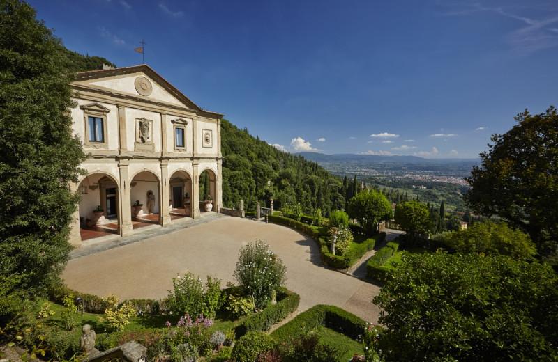 Exterior view of Villa San Michele.
