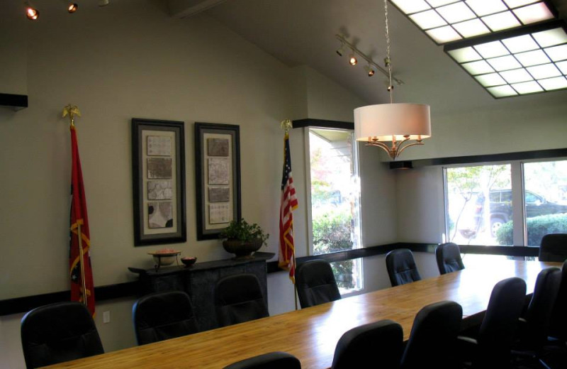 Meetings at Red Apple Inn and Country Club.