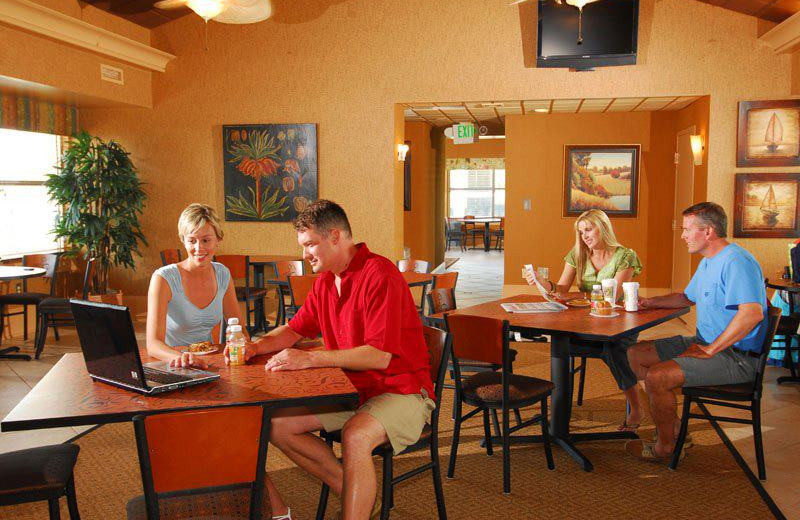 Restaurant at SeaCrest Oceanfront Resort