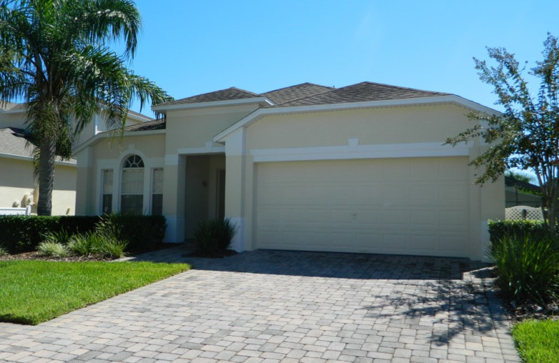 Rental exterior at Florida Palms Vacation Villas