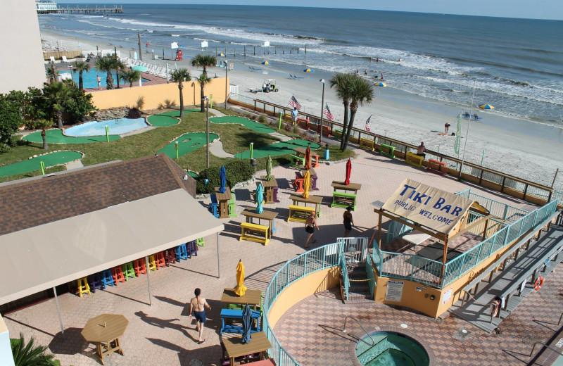 Activities at Fountain Beach Resort.