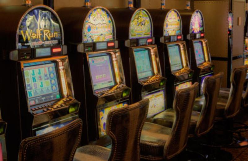 Slot Machines at Hard Rock Hotel