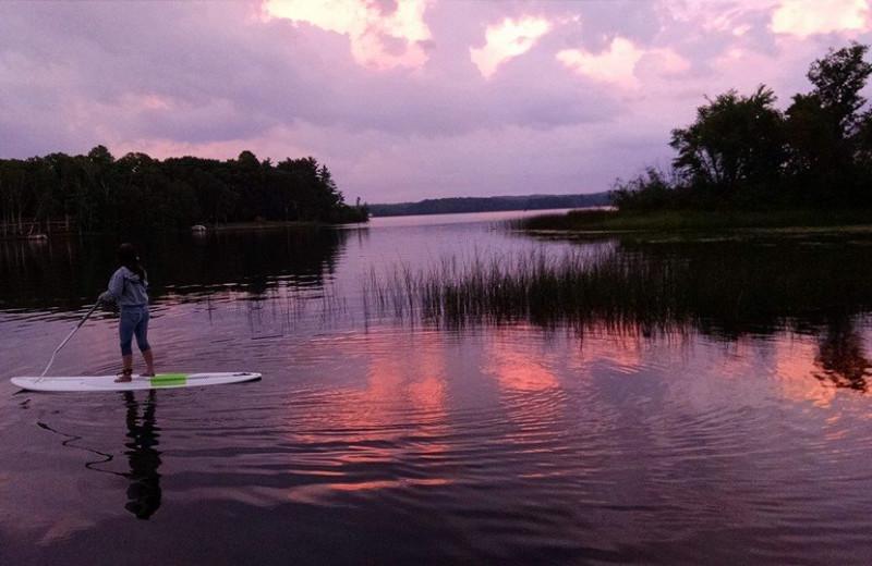 Sunset at Four Seasons - The Staudemeyer's.