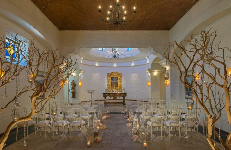 Wedding at Sheraton Hacienda del Mar Resort & Spa.