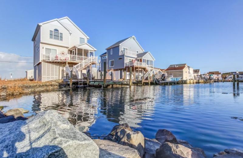 Rental exterior at Vacasa Ocean City.