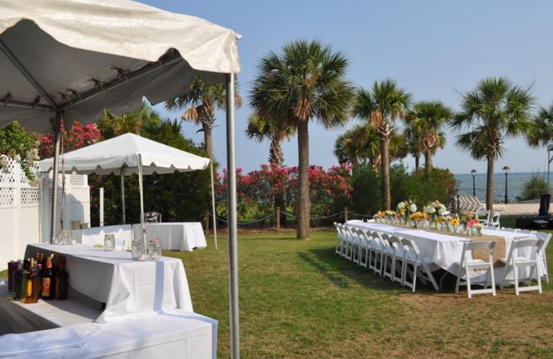 Receptions at  Charleston Harbor Resort