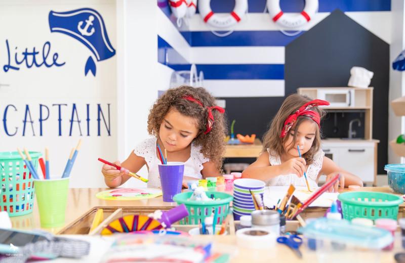 Kids programs at Eden Roc Miami Beach.