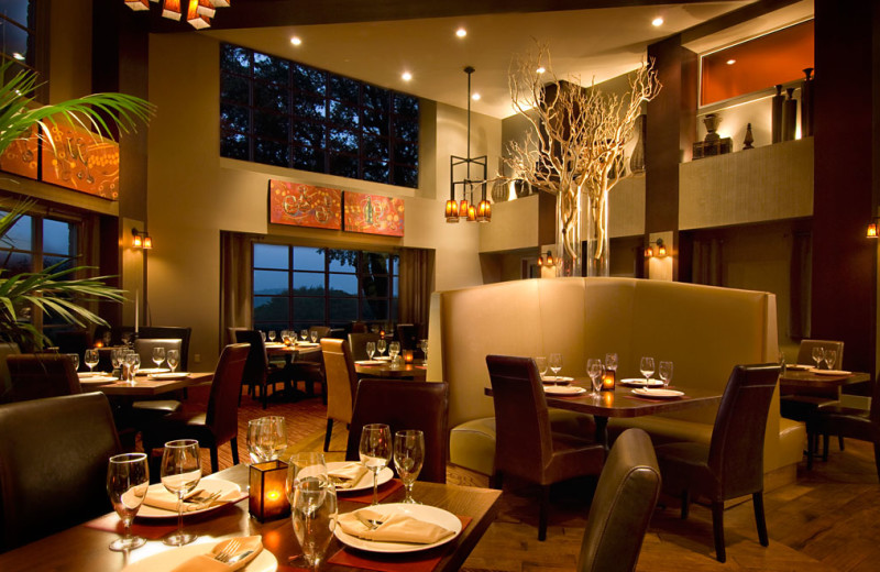 Dining at Omni Barton Creek Resort & Spa.