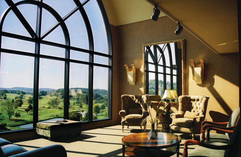 Interior view at Heritage Hills Golf Resort.