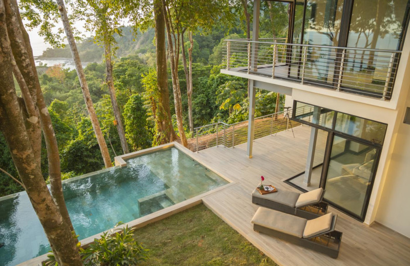 Rental view at Costa Rica Luxury Lifestyle.