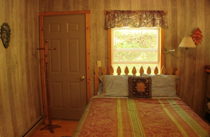 Cabin Interior at Ash Grove Resort Cabins