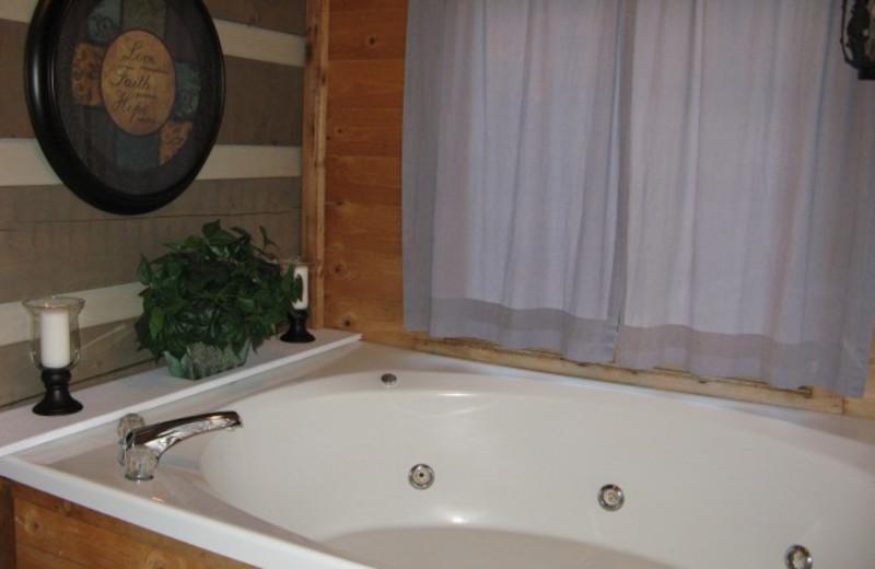 cozy tub