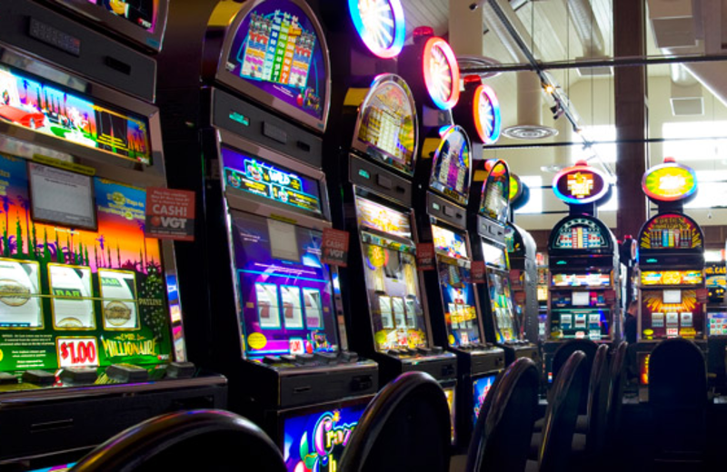 Casino at the Best Western PLUS KwaTaqNuk Resort