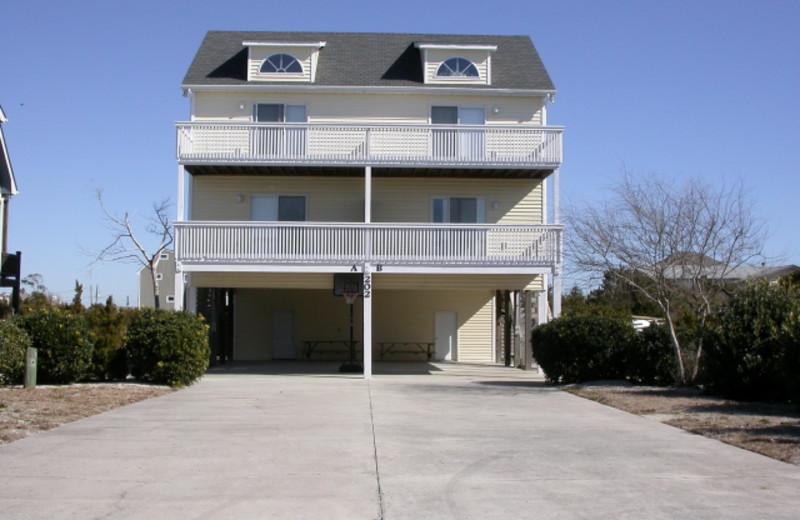 Rental exterior at Island Real Estate. Inc.
