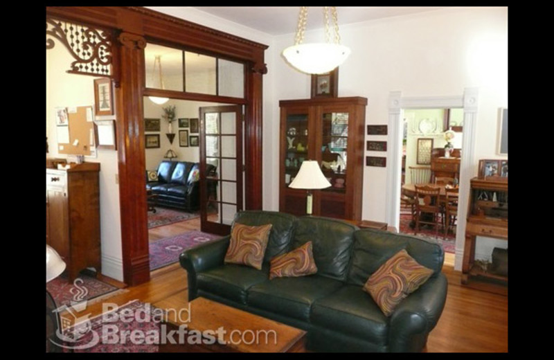 Interior view of Chichester-Mc Kee House B&B.