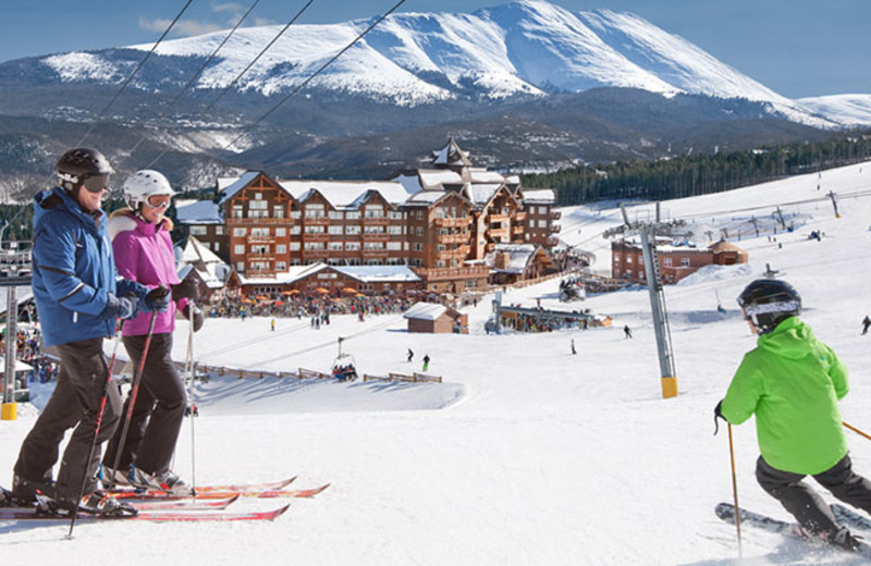 Skiing at Breckenridge Rentals by Owner.