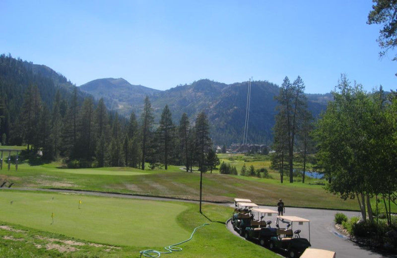 Golf Course at Resort at Squaw Creek