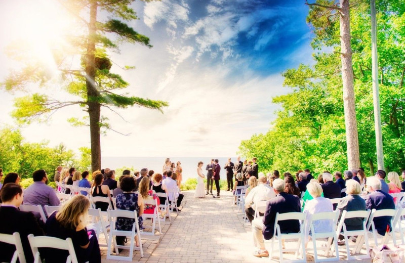 Wedding at The Homestead.