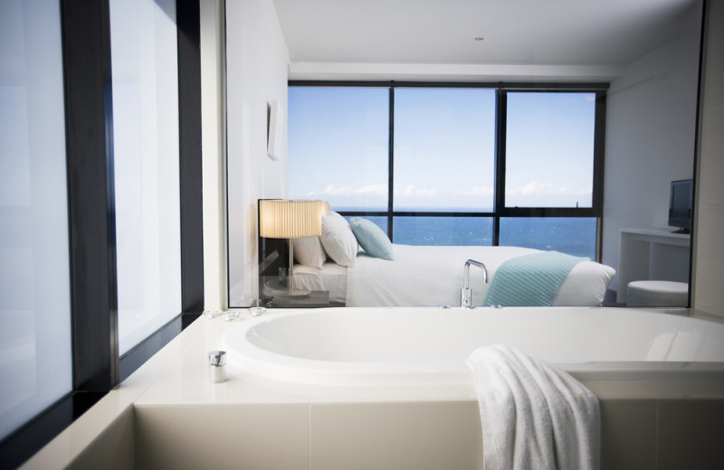 Guest room at Circle on Cavill.
