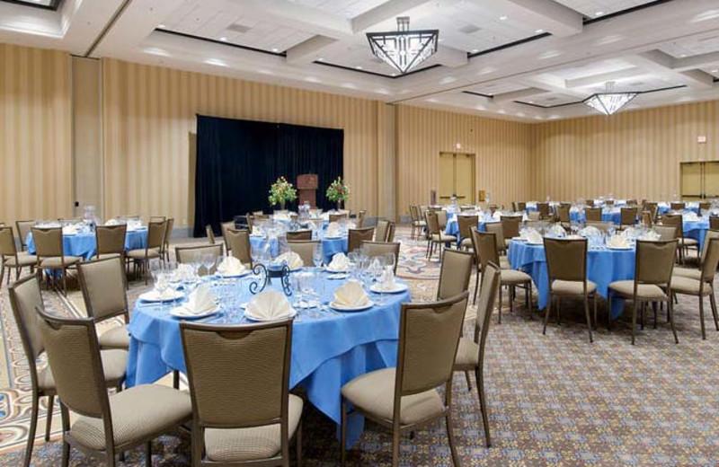 Conference room at Hilton Tucson El Conquistador Golf & Tennis Resort.