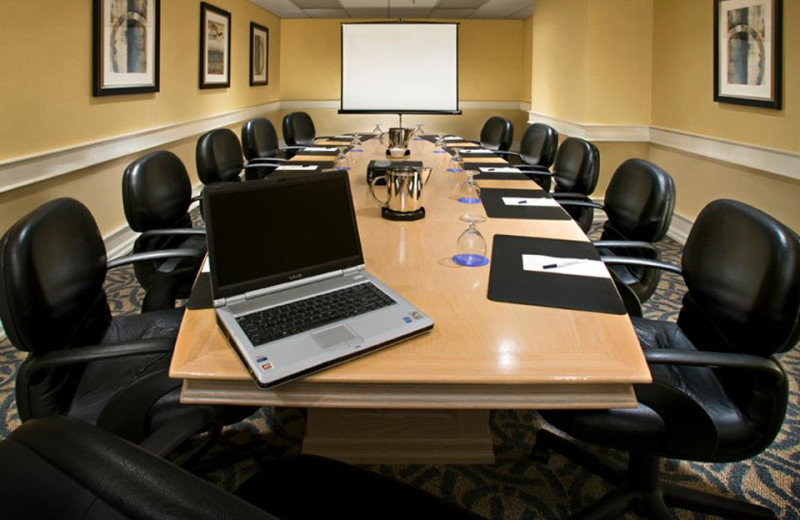 Conference Room at the Marriott Gateway on the Falls