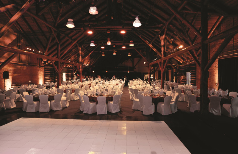 Weddings at Fairmont Le Chateau Montebello.