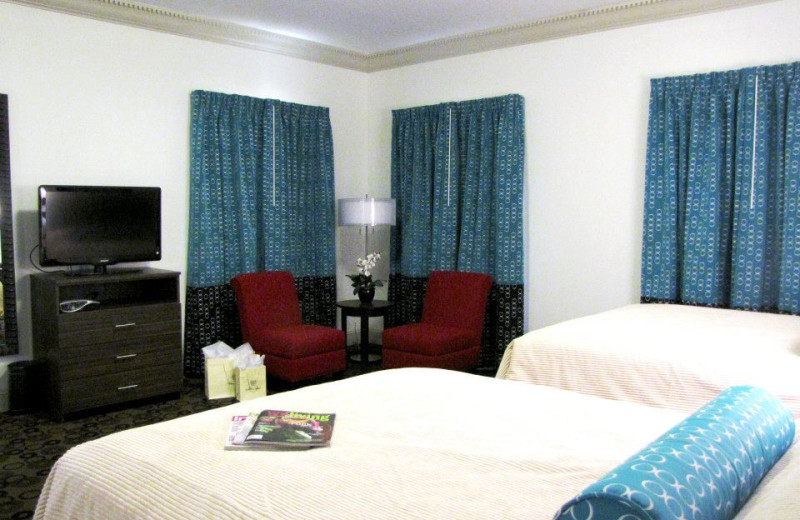 Guest Room at The Resort at Glade Springs