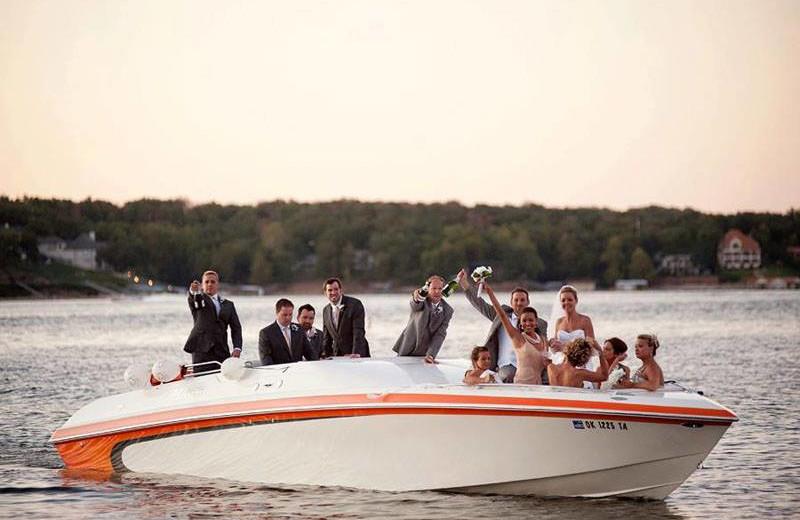 Weddings at Dream Catcher Point Resort.