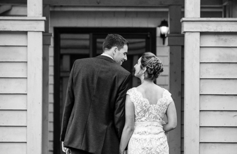 Wedding Photography at Beaver Island Lodge