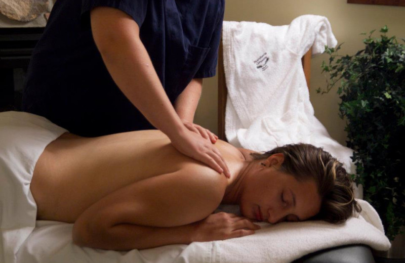 Spa services at Northern Greens Resort and Conference Centre.