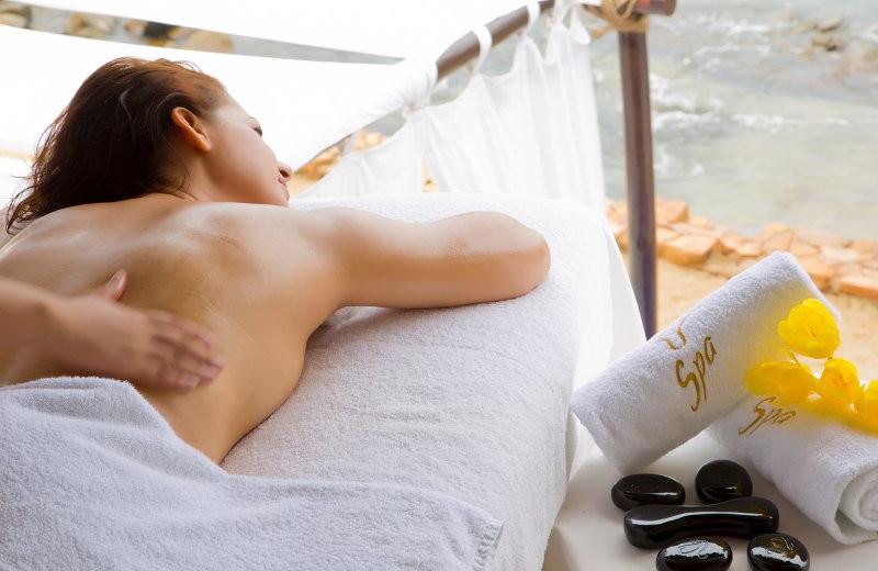 Spa Massage at Barcelo Karmina Palace