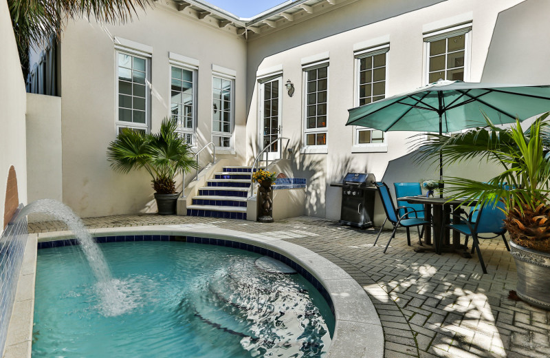 Rental pool at Holiday Isle Properties, Inc.