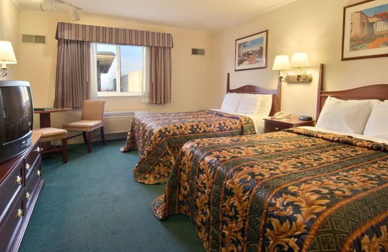 Guest Room at Days Inn Monterey Downtown