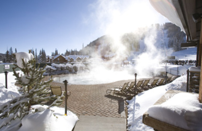 Outdoor Pool at Durango Mountain Resort