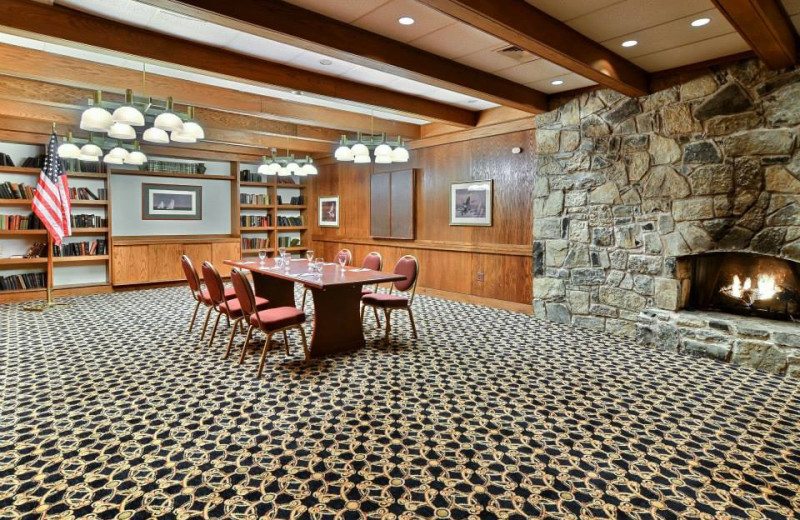 Meeting room at Toftrees Golf Resort and Conference Center.