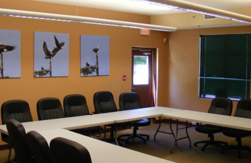 Meetings at Honeymoon Bay Lodge & Retreat.
