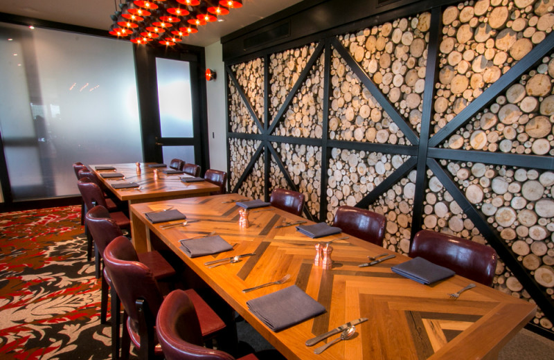 The Aspen Room - private dining at Carson's American Kitchen