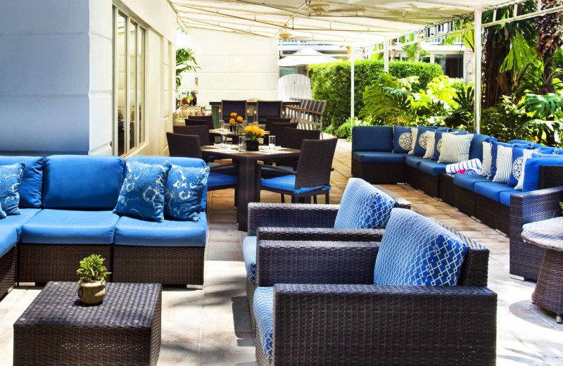 Lounge at The Westin Key West Resort.