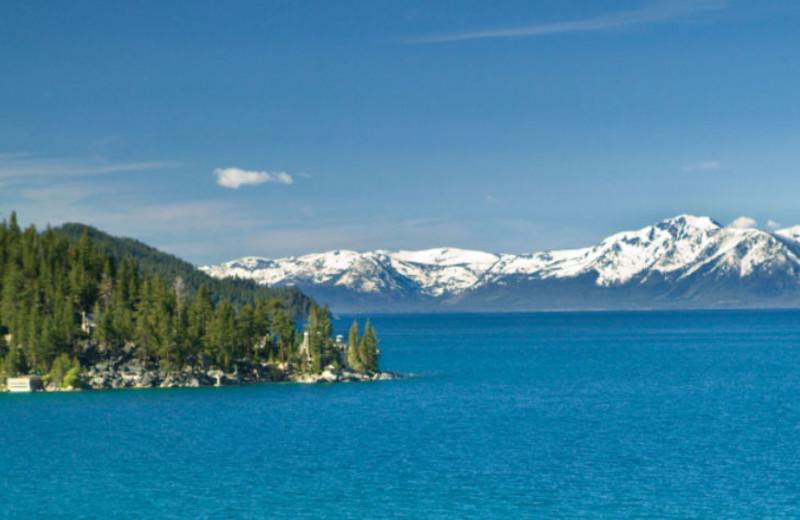 Lake Tahoe at Hyatt Regency