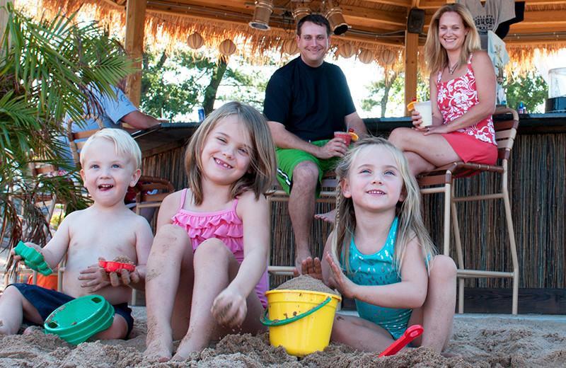 Family at Chula Vista Resort.