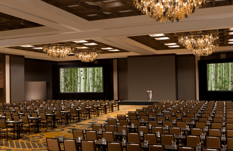 Conference room at La Cantera Resort & Spa.