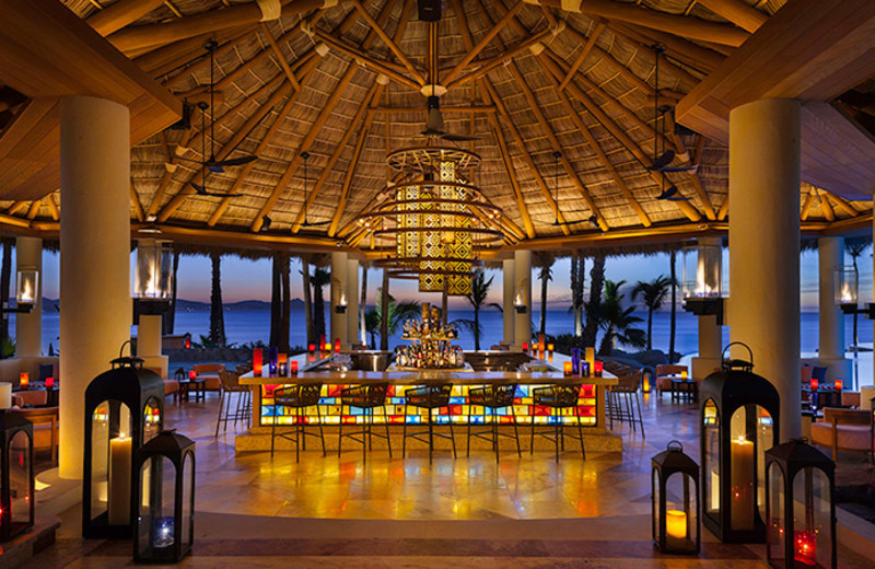 Dining at One and Only Palmilla.