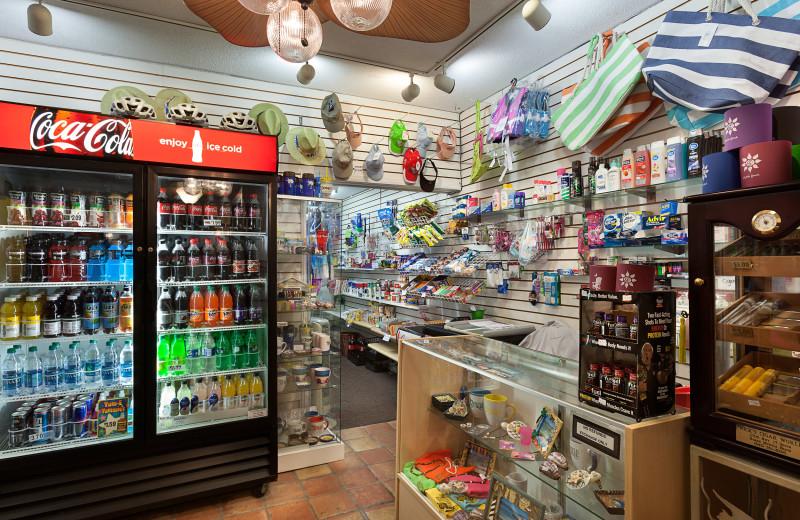 Shop at Ocean Reef Resort.