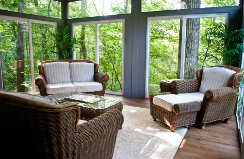 Sun Room at Crestwood Resort & Spa