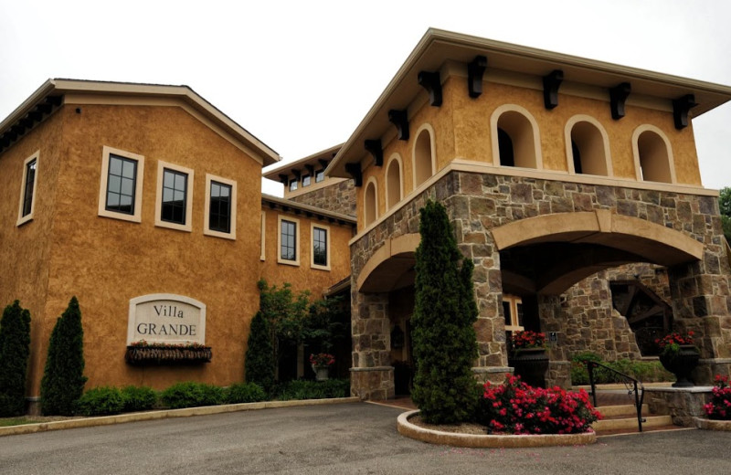 Villa Grande at Gervasi Vineyard