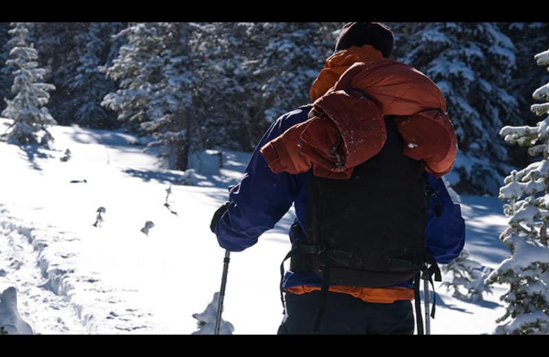 Skiing near Bear Creek Vacation Condos.