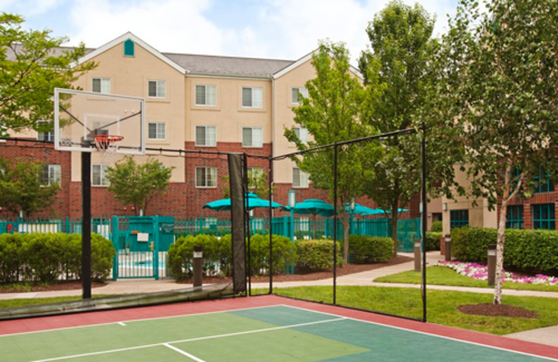 Sports Court at Hyatt House White Plains
