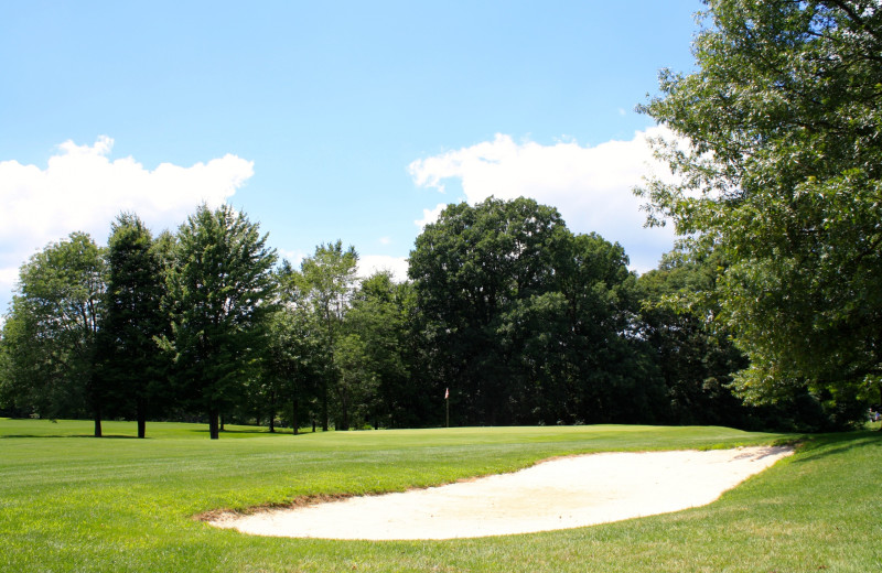 Golf at Spring Valley Golf and Lodge.