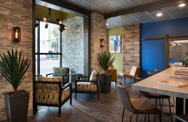 Lounge at The Breakers Resort.